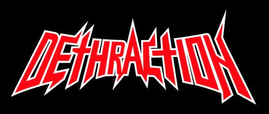 Dethraction - Logo