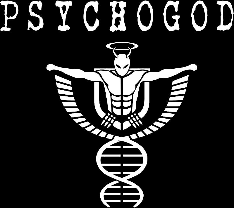 Psychogod - Logo