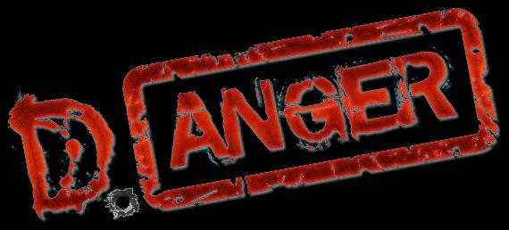 D.[Anger] - Logo