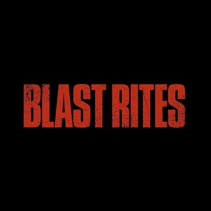 Blast Rites - Logo