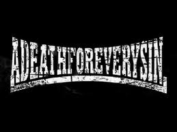 A Death for Every Sin - Logo