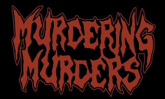 Murdering Murders - Logo
