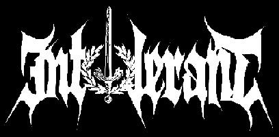Intolerant - Logo