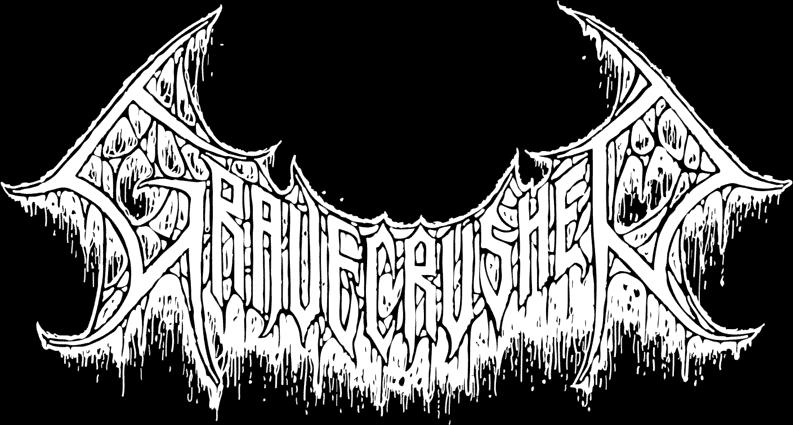 Gravecrusher - Logo