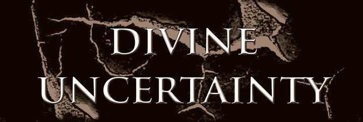 Divine Uncertainty - Logo