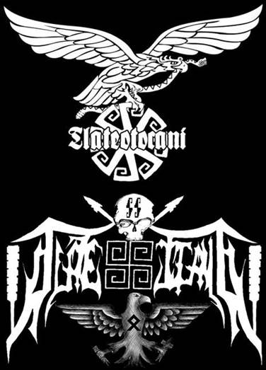 Tlateotocani - Logo