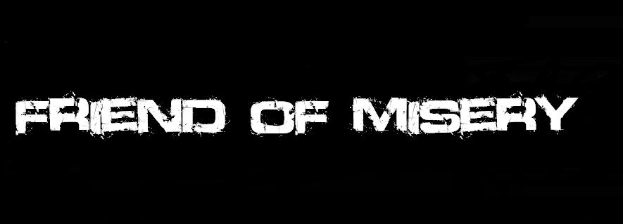 Friend of Misery - Logo