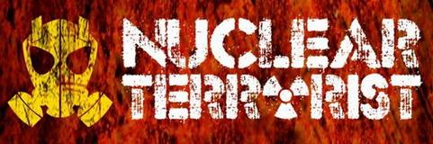 Nuclear Terrorist - Logo