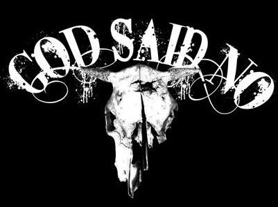 God Said No - Logo