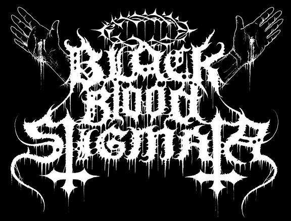 Black Blood Stigmata - Logo