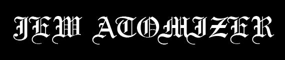 Jew Atomizer - Logo