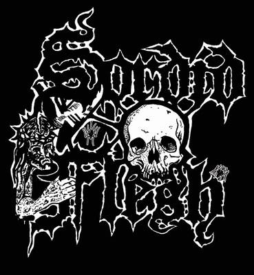 Sordid Flesh - Logo