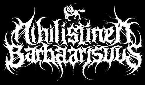Nihilistinen Barbaarisuus - Logo