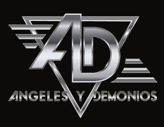 Angeles y Demonios - Logo
