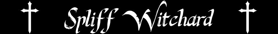 Spliff Witchard - Logo