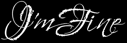 I'm Fine - Logo