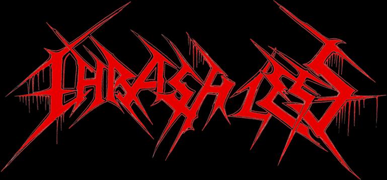 Thrashless - Logo