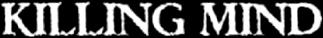 Killing Mind - Logo
