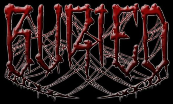 Buried - Logo