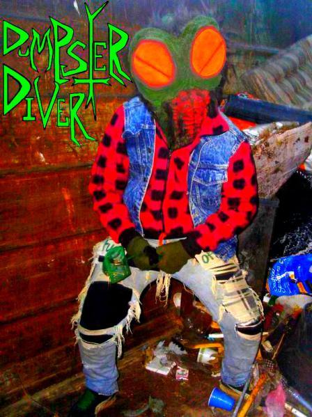 Dumpster Diver - Photo