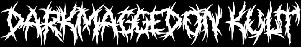 Darkmaggedon Kult - Logo