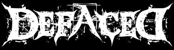 Defaced - Logo