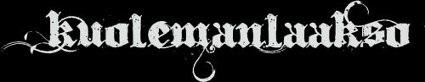 Kuolemanlaakso - Logo