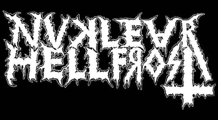 Nuclear Hellfrost - Logo