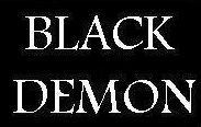 Black Demon - Logo