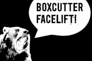 Boxcutter Facelift - Logo