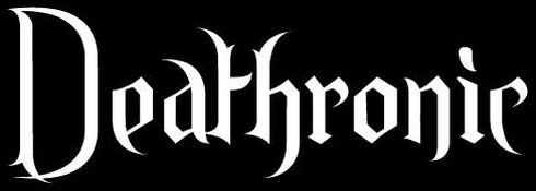 Deathronic - Logo
