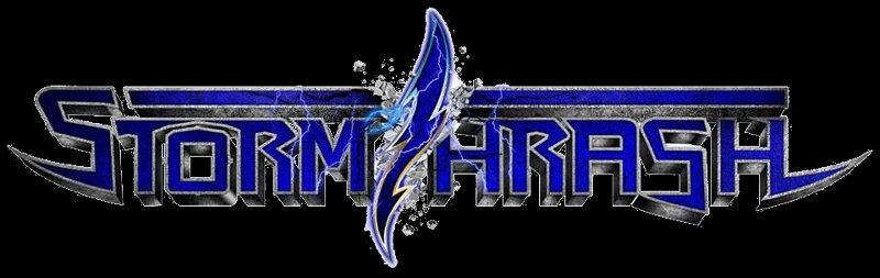 Stormthrash - Logo