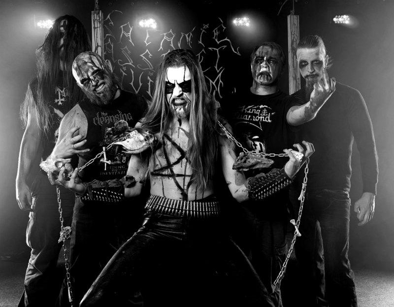 Satanic Assault Division - Photo