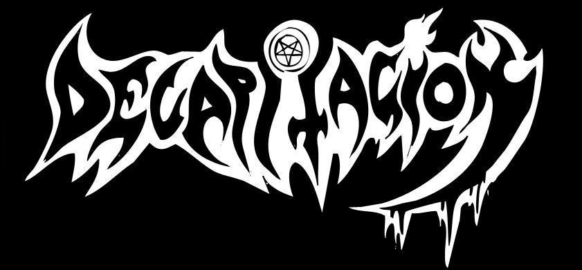 Decapitación - Logo