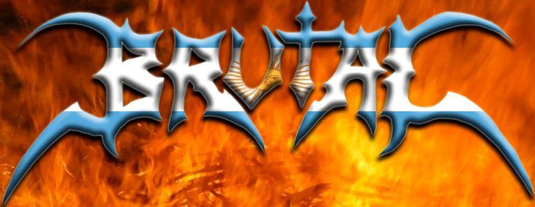 Brutal - Logo
