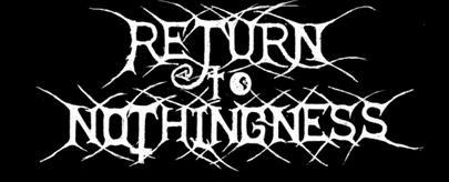 Return to Nothingness - Logo
