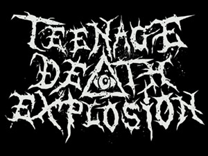 Teenage Deathexplosion - Logo