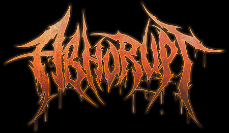 Abhorupt - Logo