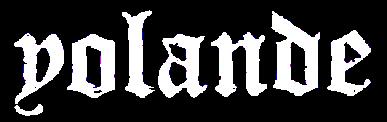 Yolande - Logo
