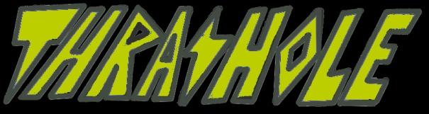Thrashole - Logo