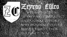 Zeyros' Cults - Logo