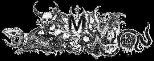 Temple Desecration - Logo