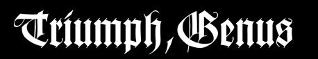 Triumph, Genus - Logo