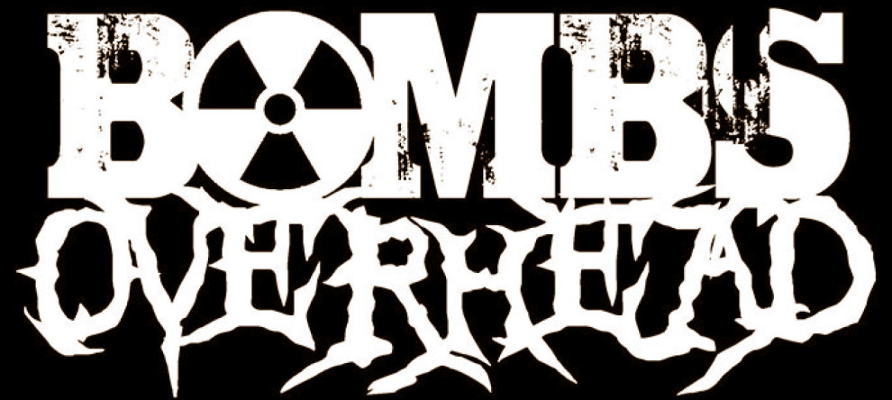 Bombs Overhead - Logo