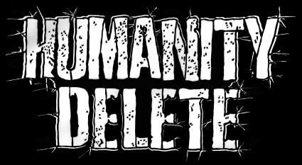 Humanity Delete - Logo