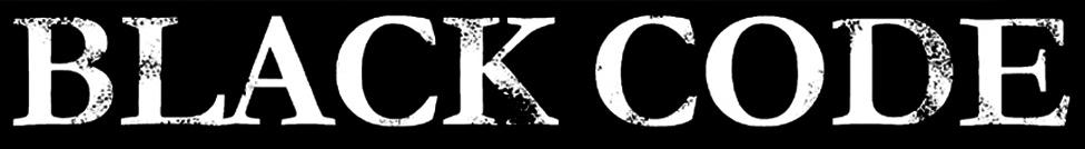 Black Code - Logo