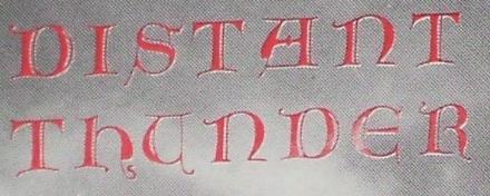 Distant Thunder - Logo
