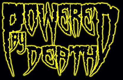 Powered by Death - Logo