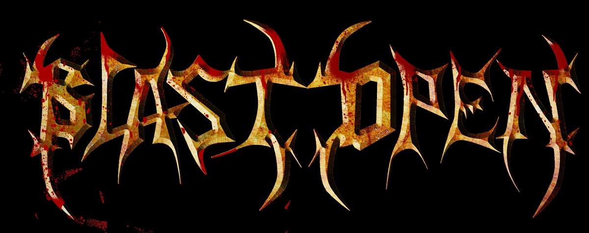 Blast Open - Logo