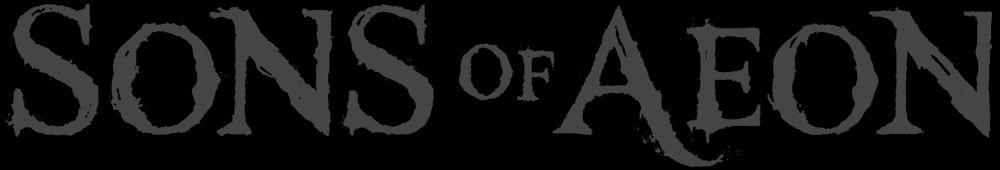 Sons of Aeon - Logo